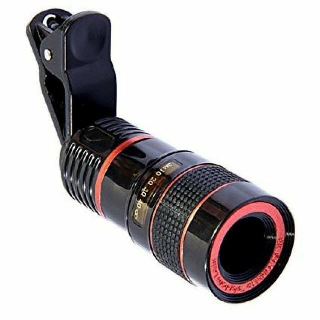 Universal zoom lens