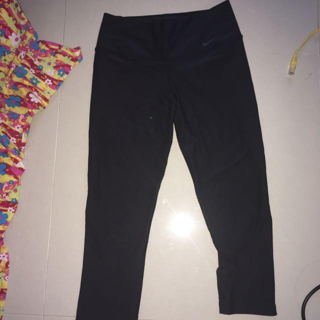 Women's Nike 3/4 leggings