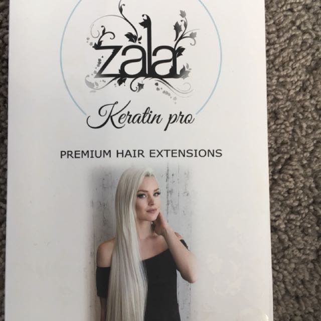 Zala Hair extensions - Clip in Ponytail DARK BROWN