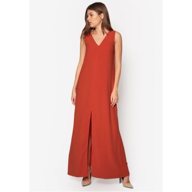 b4dc7f08d2e4 Collection Minimalist Maxi Dress