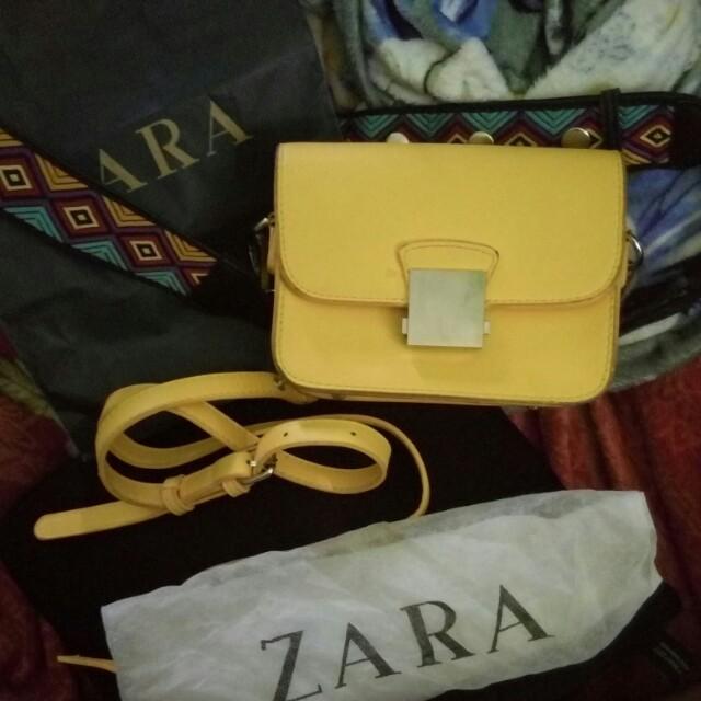 ZARA Double Strap