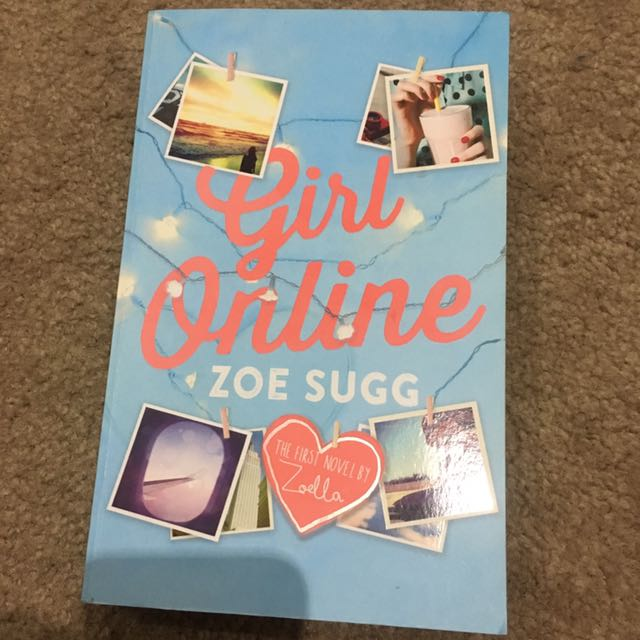 Zoella book
