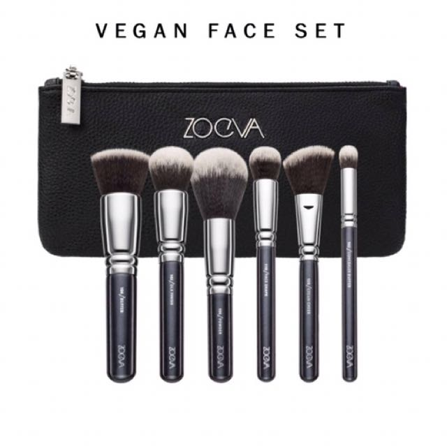 ZOEVA Vegan Face Set