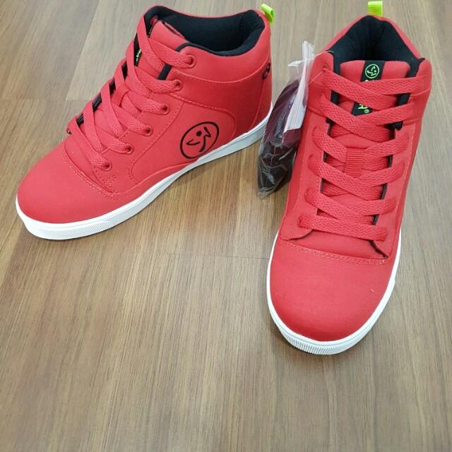 Zumba Women's Street Fresh Dance Shoes