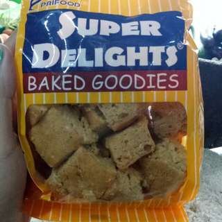 Super Delights Butterscotch