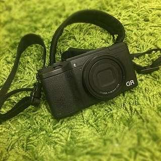RICOH GR2 / GRII 相機