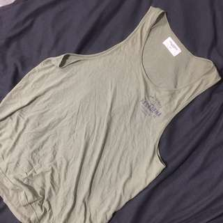 Cotton On Olive tank top