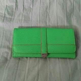 Coloured wallet