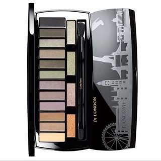 BNIB Lancome Audacity in London Eyeshadow Palette