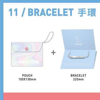 [WTS] WANNA ONE BRACELET SET