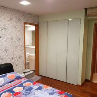 3+1 The Quartz for rent !Buangkok MRT