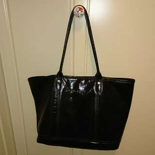 Longchamp Patent Leather Bag