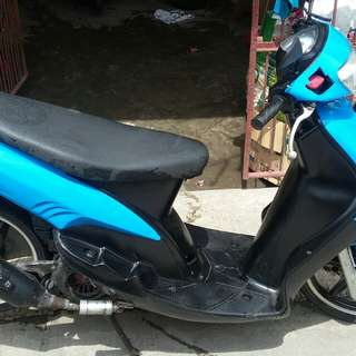Rusi 125 scooter