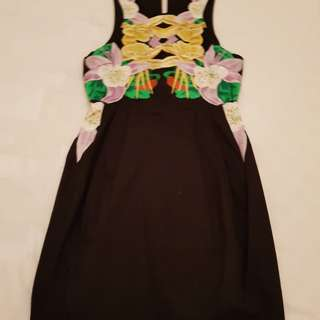 Alice McCall - Embroided Dress