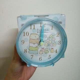 角落生物Sumikko Gurashi(すみっコぐらし)鬧鐘 時鐘