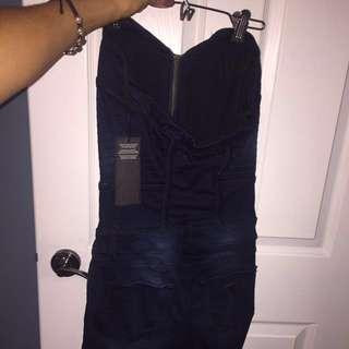Guess jean bodysuit