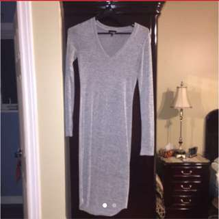 Wilfred free grey dress