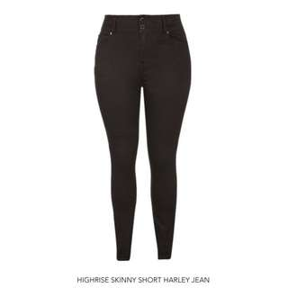 City Chic Black Skinny Jeans *brand new* plus size