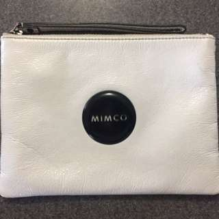 Mimco Medium/ Black Pouch