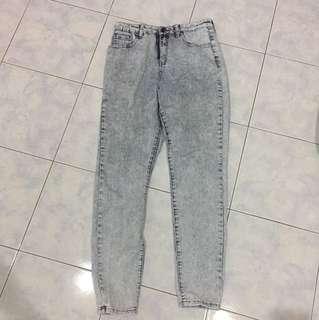 Forever21 skinny jeans