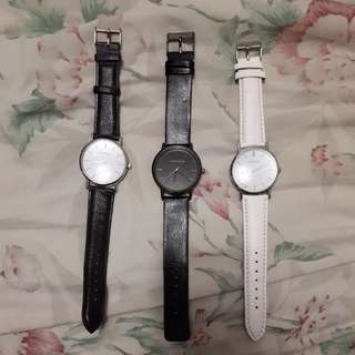 Watches $15 each