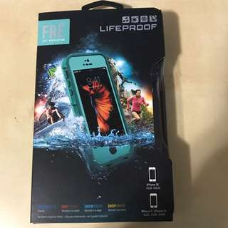 Iphone 5,5s,5 SE lifeproof case