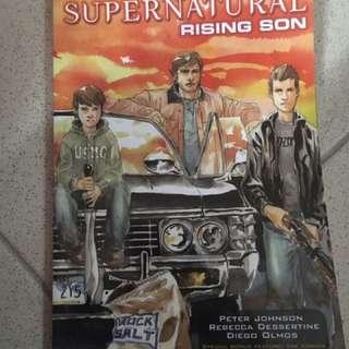 Supernatural Rising Son