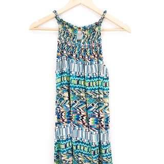 Jade Summer Dress