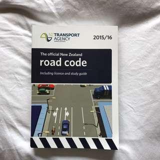 Road code book