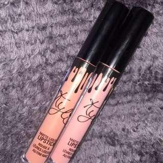 2 Kylie Liquid Lipstick (Candy K & Koko K)