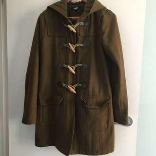 ASOS Khaki Coat