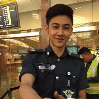 Auxiliary Police Officer