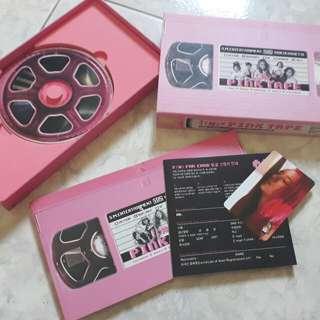 F(x) Pink Tape