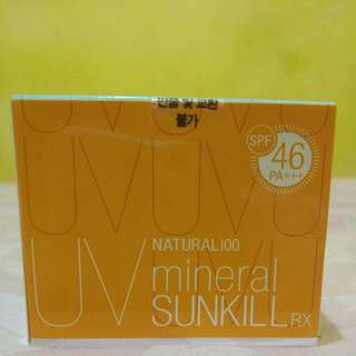 Natural 100 Mineral Sunkill Rx SPF 46 PA +++