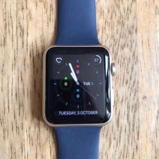 Apple Watch Series 1 woman size