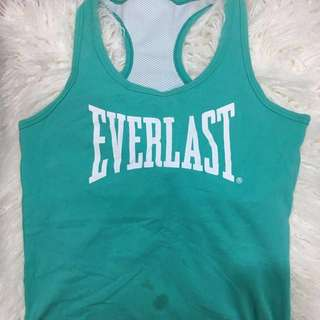 Everlast Work Out Top Size 8