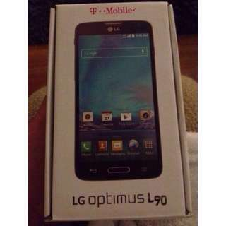LG unlocked smartphone 4G optimus L90