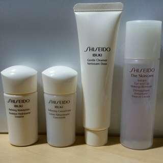 Shiseido - Ibuki Trial Bundle