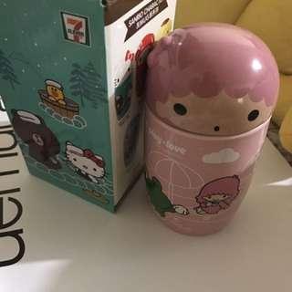 七仔可愛陶瓷杯(little twin stars lala)