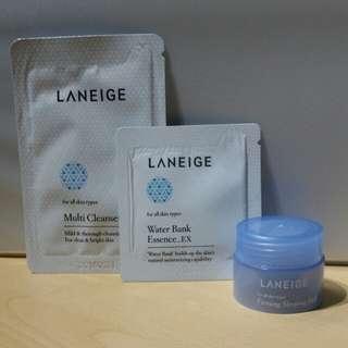 Laneige - Night Trial Bundle