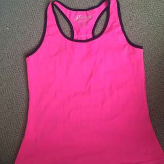 Active gym razor back top