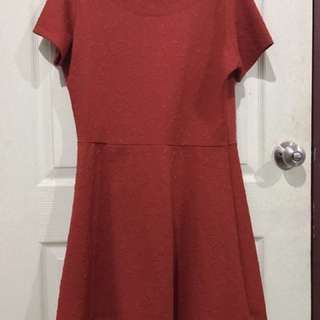 Red Dress From SHAPES