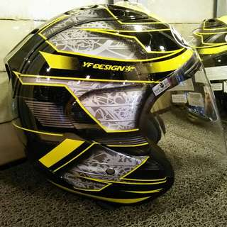 Helmet Arai Copy