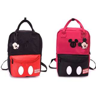 Marco malika mickey mommy diaper backpack