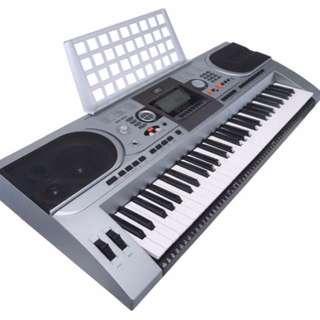電子琴JZ-668
