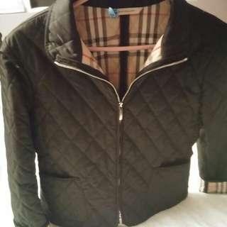 Authentic Burberry London Ladies Jacket