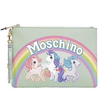 Moschino 手拿包