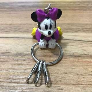 Minnie 鎖匙扣
