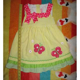 Pretty Dress for 2-3yrs.old