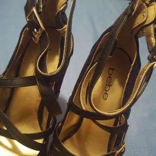 Pre-loved BEBE shoes